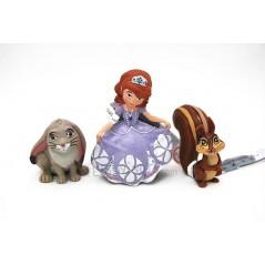 Col·lecció de figures Princesa Sofia