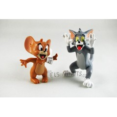 Figuras Tom y Jerry pack