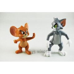 Figuras Tom y Jerry pack 2