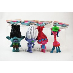 Figures clauers Trolls pack