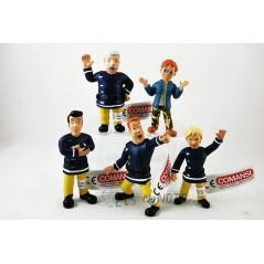 Col·lecció de figures Sam bomber
