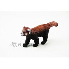 Figura Panda Rojo Papo