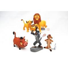 Colección Figuras Disney El rey León