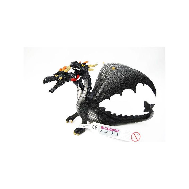 Figura Dragón dos cabezas (Bullyland)