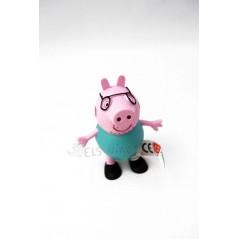 Figura Papa Peppa Pig (Comansi)