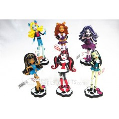 Colección figuras Monster High