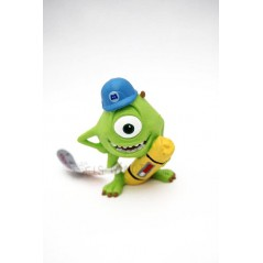 Figura Mike de Monstruos S.A de Disney