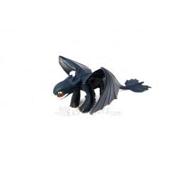 Figura Furia Nocturna cómo entrenar a tú dragón