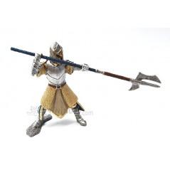 Figura caballero del grifo con lanza-hacha (Schleich)