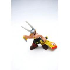 Figura Asterix con espada