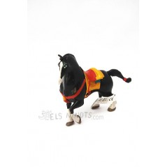 Figura Mulan Caballo Disney