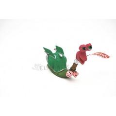 Figura Rufián de Turbo