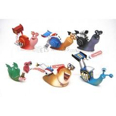 Colección figuras Turbo