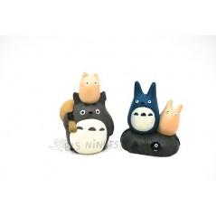 Figuras Totoro (pack 3)