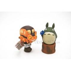 Figuras Totoro (pack 4)