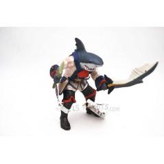 Figura Pirata mutante tiburón (Papo)