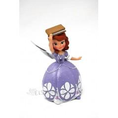 Figura Princesa Sofía con libro