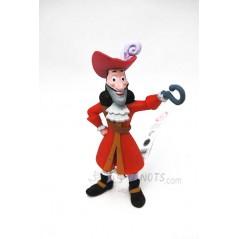 Figura Capitán Garfio Jake y los piratas