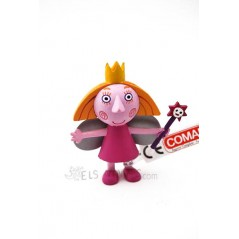 Figura Holly Princesa de Ben y Holly