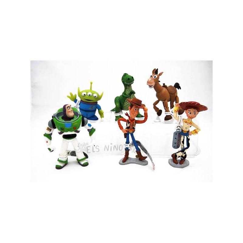 Coleccion figuras Disney Toy Story - elsninots.com ca738255b1e