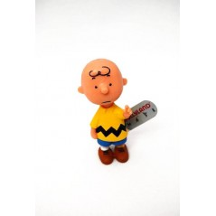 Figura Charly Brown de Snoopy