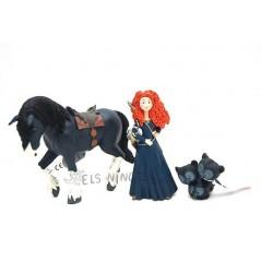 Colección figuras Disney Brave