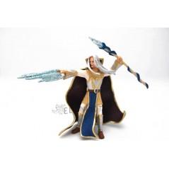 Figura Mago Caballero del Grifo (Schleich)