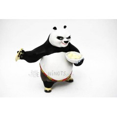 Figura Po con Palillo de Kung Fu Panda