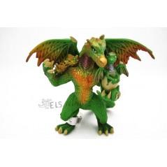 Figura Dragón del Bosque (papo)