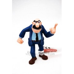 Figura Superintendente Mortadelo y Filemón