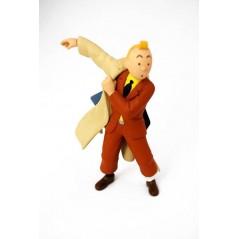 Figura Tintin gabardina