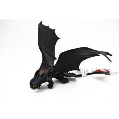 Figura Furia Nocturna cómo entrenar tu dragón 2