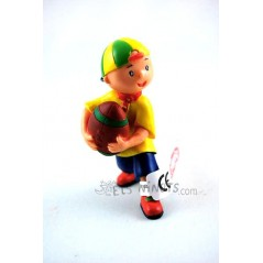 Figura Caillou Rugby