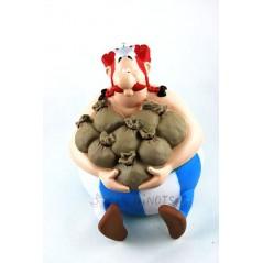 Hucha Obelix (Plastoy)