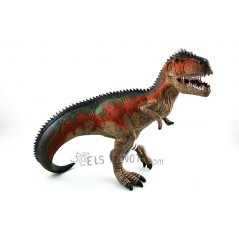 Figura Giganotosaurio naranja Schleich
