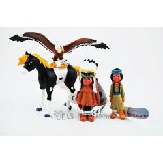 Col·lecció figures Yakari