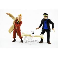 Colección Figuras Tintin