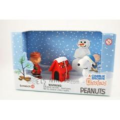 Escenario Pack Navidad Peanuts