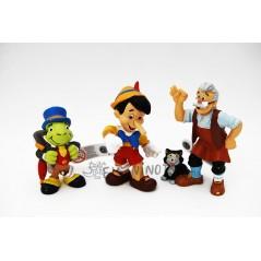 Colección figuras Disney Pinocho