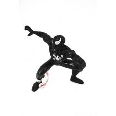 Figura Spiderman Negro