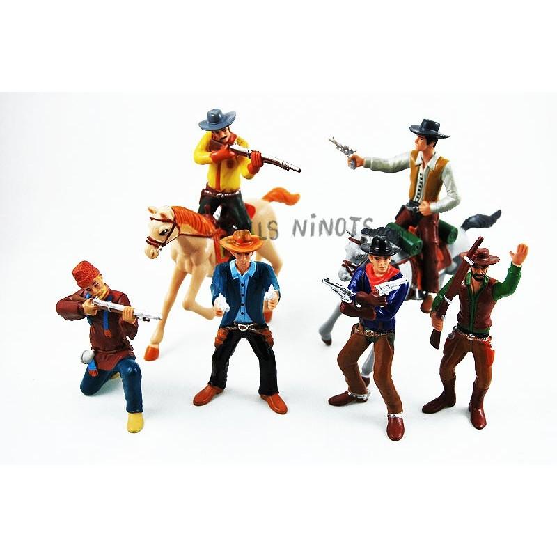 Figures texans Rio Bravo