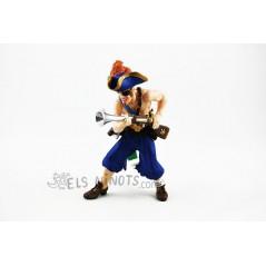 Figura Pirata con trabuco (Papo)