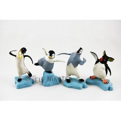 Happy Feet, trencant les figures de gel