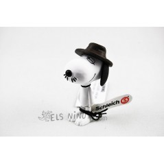 Figura espiga de Snoopy