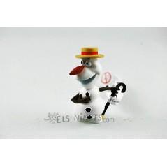 Figura Olaf con Sombrero Frozen