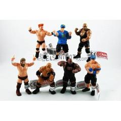 Colección figuras WWE
