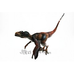 Figura Velociraptor con plumas Papo