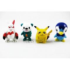 Col·lecció de figures Pokémon