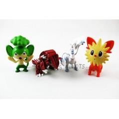 Figuras Pokémon colección 2