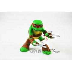 Figura Raph Tortugas Ninja